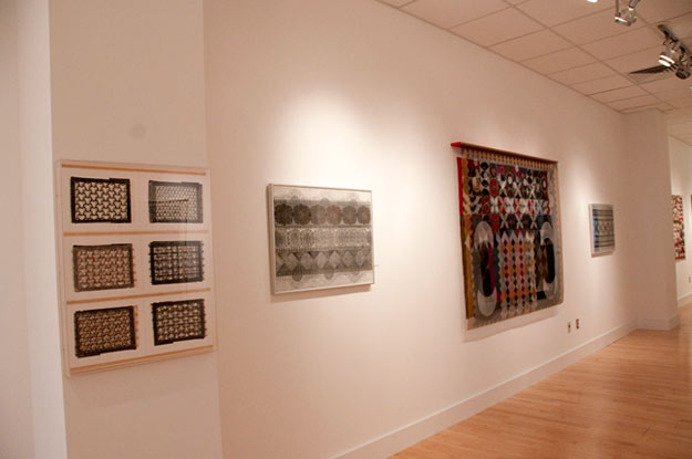 Tunxis Installation view